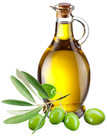 Flask of Olive Oil